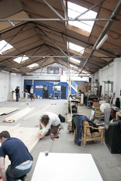Bombhouse Gallery & Studios