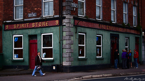Spirit Store (Courtesy of Neville Gawley)