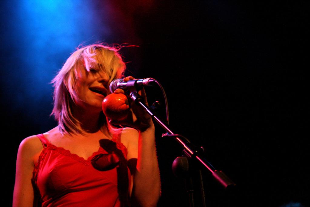 Cathy Davey - HWCH '07